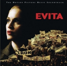 Evita: The Motion Picture Soundtrack, CD / Album Cd