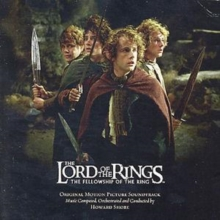 The Lord Of The Rings: ORIGINAL MOTION PICTURE SOUNDTRACK;The Fellowship Of The Rin, CD / Album Cd