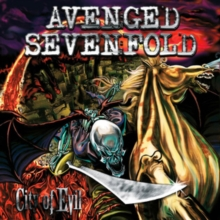 City of Evil, CD / Album Cd