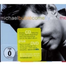 Come Fly With Me, CD / Album with DVD Cd