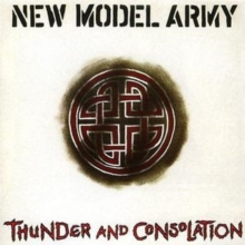 Thunder and Consolation, CD / Album
