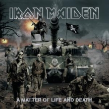 A Matter of Life and Death, CD / Album