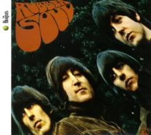 Rubber Soul, CD / Album