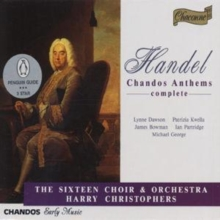 Chandos Anthems, CD / Album