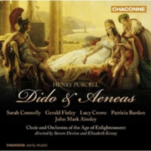 Henry Purcell: Dido and Aeneas, CD / Album Cd
