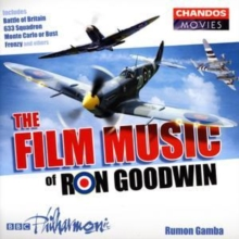 Film Music of Ron Goodwin, The (Gamba, Bbc Philharmonic), CD / Album