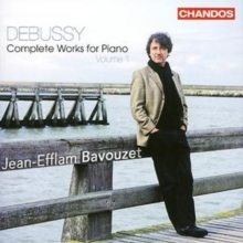 Debussy: Complete Works for Piano, CD / Album Cd