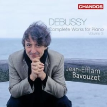 Complete Works for Piano Vol. 3 (Bavouzet), CD / Album Cd