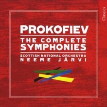 Complete Symphonies (Jarvi, Royal Scottish No), CD / Album