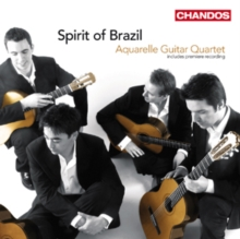 Spirit of Brazil, CD / Album