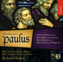Mendelssohn: Paulus, CD / Album