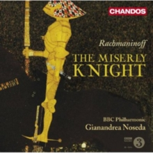 The Miserly Knight, CD / Album