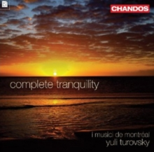 Complete Tranquility, CD / Album