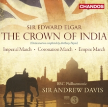The Crown of India, CD / Album