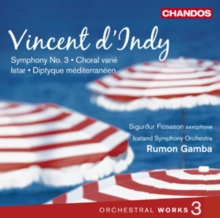 Orchestral Works, CD / Album Cd