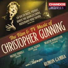 The Film and TV Music of Christopher Gunning, CD / Album