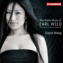 The Piano Music of Earl Wild, CD / Album