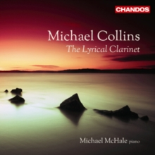 Michael Collins: The Lyrical Clarinet, CD / Album
