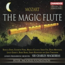 Magic Flute, The (Mackerras, Lpo), CD / Album