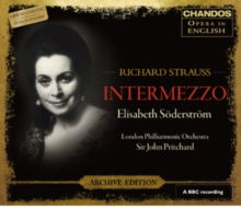 Richard Strauss: Intermezzo, CD / Album