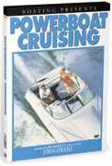 Powerboat Cruising, DVD