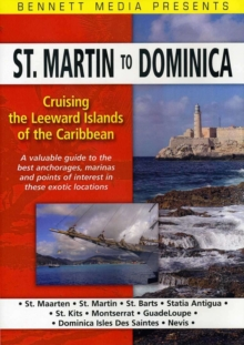 Cruising the Leeward Islands of the Caribbean - St. Martin To..., DVD  DVD