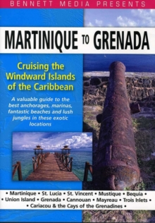 Cruising the Windward Islands of the Caribbean - Martinique To..., DVD
