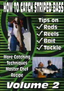 How to Catch Striped Bass: Volume 2, DVD