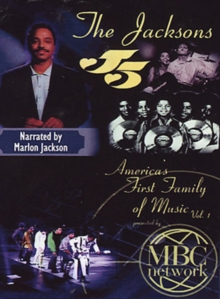 The Jacksons - America's First Family of Music: Volume 1, DVD