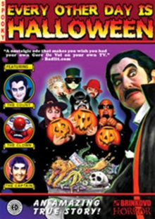 Every Other Day Is Halloween, DVD  DVD