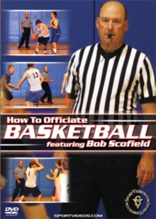 How to Officiate Basketball, DVD  DVD