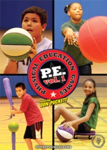 Physical Education Games: Volume 1, DVD