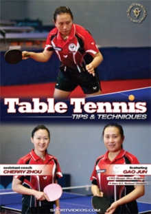 Table Tennis Tips and Techniques, DVD