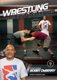 Wrestling: Tips and Techniques, DVD