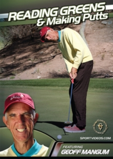 Reading Greens and Making Putts, DVD