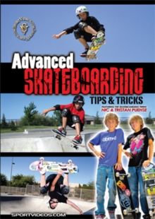Advanced Skateboarding, DVD
