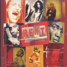 Rent: ORIGINAL BROADWAY CAST RECORDING, CD / Album