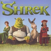 Shrek: Music from the Original Motion Picture, CD / Album