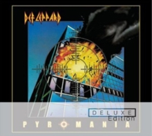 Pyromania (Deluxe Edition), CD / Album