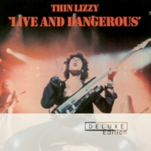 Live and Dangerous (Deluxe Edition), CD / Album with DVD