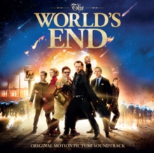 The World's End, CD / Album Cd