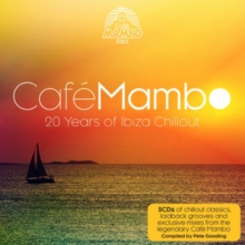 Cafe Mambo: 20 Years of Ibiza Chillout, CD / Album