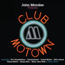 John Morales Presents Club Motown, CD / Album