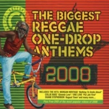 The Biggest Reggae One- Drop Anthems 2008, CD / Album with DVD