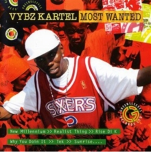 Most Wanted, CD / Album
