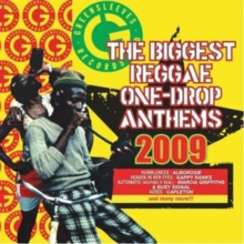 The Biggest Reggae One- Drop Anthems 2009, CD / Album