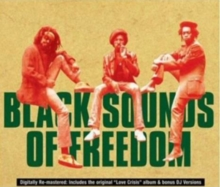Love Crisis/Black Sounds of Freedom, CD / Album