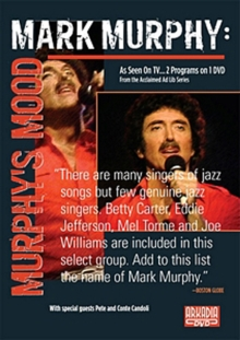 Mark Murphy: Murphy's Mood, DVD  DVD