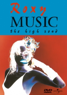 Roxy Music: The High Road, DVD