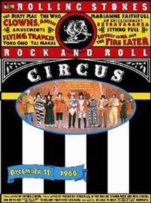 The Rolling Stones: Rock and Roll Circus, DVD